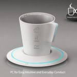 The Cup PC Concept for Easy, Intuitive and Everyday Conduct