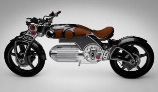 Curtiss Motorcycles Hades Delivers 217Horsepower at Its Peak