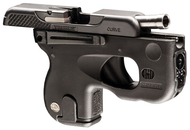 Curve : The Gun You Wear by Taurus