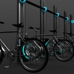 CYBLE – An Interactive Bicycle Stand by Subinay Malhotra