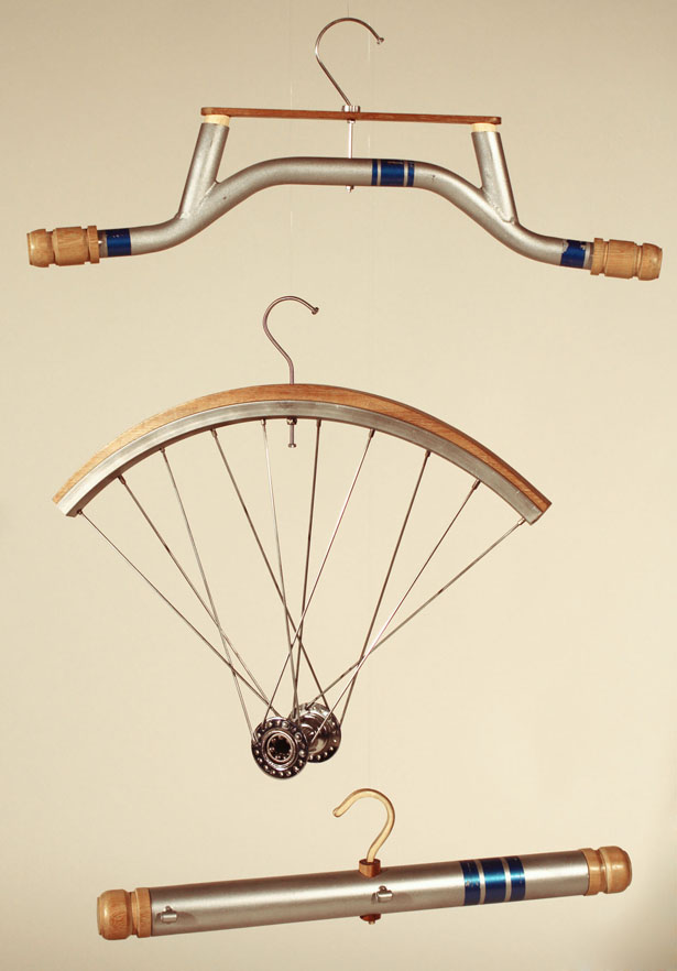Cycle Hangers by Oliver Staiano
