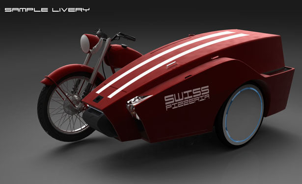 Cydecar Concept Vehicle by Ying Hern Pow
