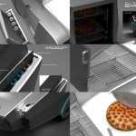 Cydecar : Future Pizza Kiosk Delivers Your Pizza To Your Doorstep and Literally