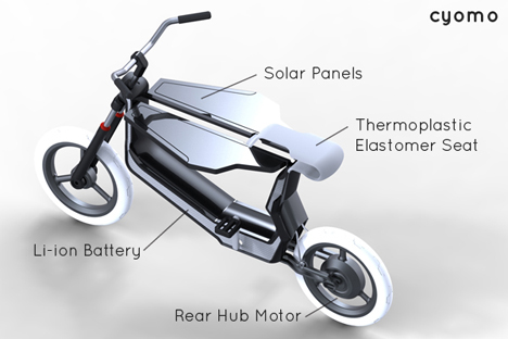 Cyomo Electric Bike