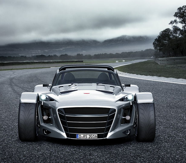 D8 GTO-RS Race Car by Donkervoort