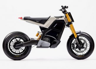 DAB Motors Concept-E Motorcycle for Boldest Urban Riders