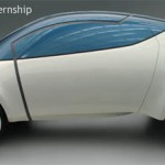 Daihatsu Car Concept from Renze Rispens Internship