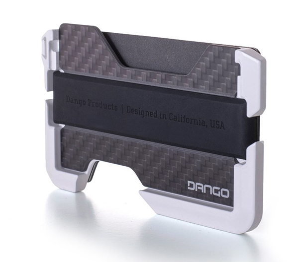 Dango D01 R-SPEC Carbon Fiber Wallet