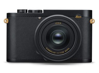 Limited Edition DANIEL CRAIG x GREG WILLIAMS Leica Q2 Camera