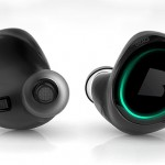 Dash Wireless Smart In Ear Headphones with Touch Screen Surface