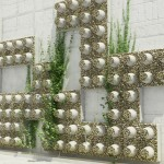 D-Eco Bricks : Reusing Plastic Waste To Create Beautiful Wall Decor