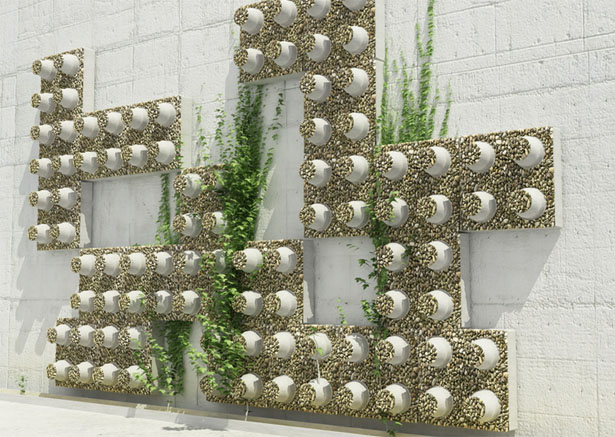 Wall Decor From Waste Materials : D eco bricks reusing plastic waste to create beautiful