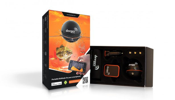 Deeper Smart Fishfinder Device