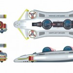 DeepFlight Dragon Persoal Electric Submarine Gives You The Freedom to Explore The Deep Blue Sea