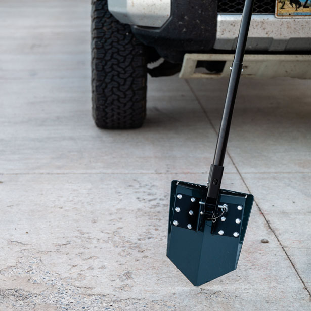 Delta Collapsible Heavy-Duty Shovel by DMOS Collective
