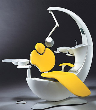 dental chair concept
