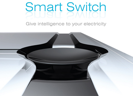 design concept smart switch