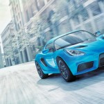 Detroit Electric SP:01 Sports Car Could Be World's Fastest Production Electric Sports Car in 2015