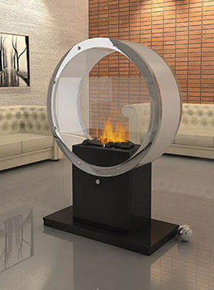 Hi-Tech Clean Burning Ethanol Fireplaces - Tuvie