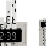 Digimech Clock : Innovative Method of Time Display