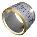 Digitus, Luxury Ring Jewelry That Shows The Time