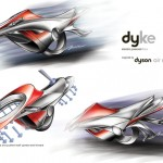 Dyke Electric Powered Bike by Imran Othman
