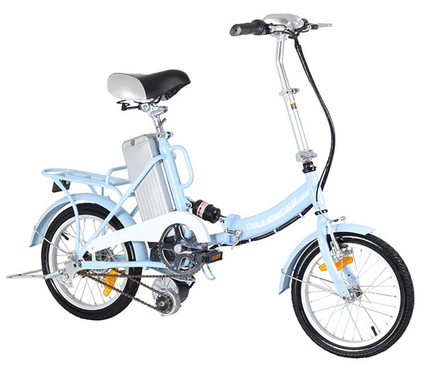 Dillenger Cheetah Folding Electric Bike
