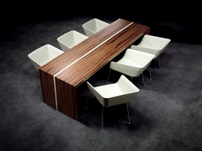 Dine and Cook in a Single Table