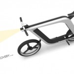 Discovery Bike with Detachable Front Light