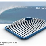 Dish Dryer Design by Matias Conti