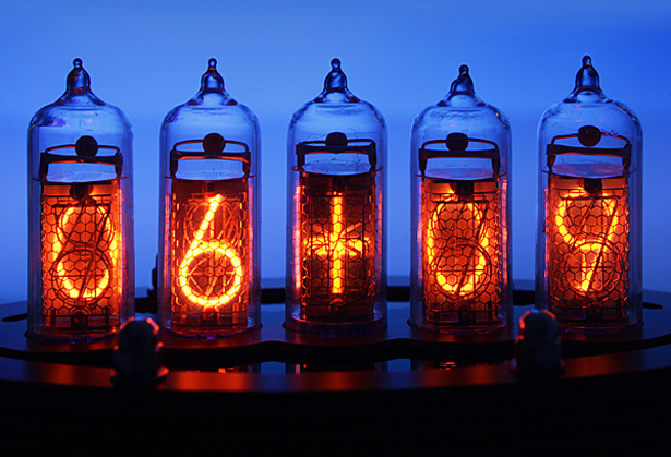 DIY Nixie Tube Clock Kit