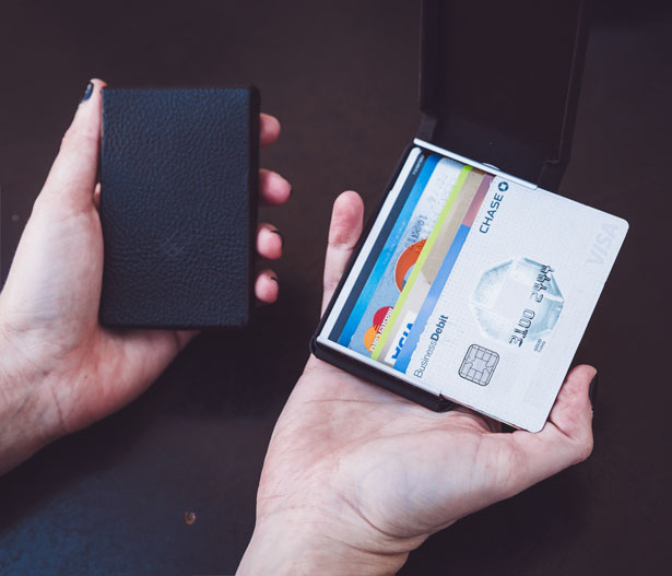 DJIN Wallet - Practical Wallet by Koala Gear