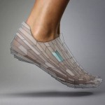 DNA 3D Printed Shoe System Creates Shoes that Fit You and Your Body Movement