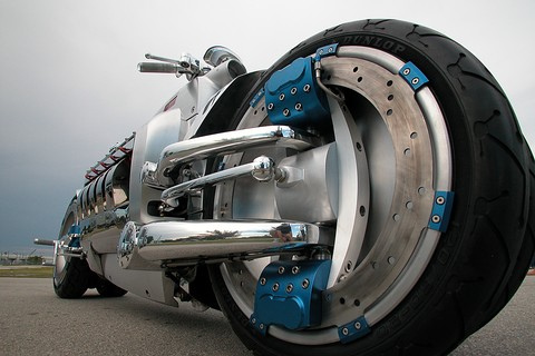 dodge tomahawk motorcycle