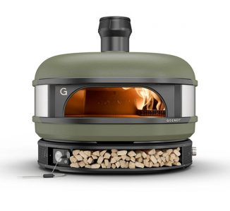 Gozney Dome – Modern Outdoor Wood Fired Oven for Easy Cooking
