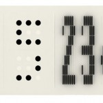 DominO' Clock by Borean Design