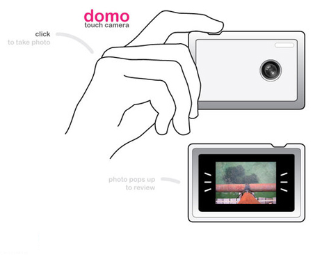 domo touch camera
