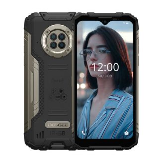 Military Grade Doogee S96 Pro Smartphone with Night-Vision Technology