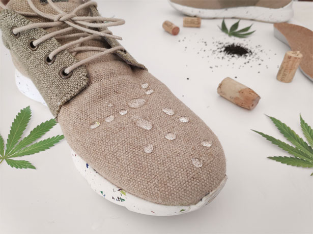 DopeKicks Waterproof Hemp Shoes