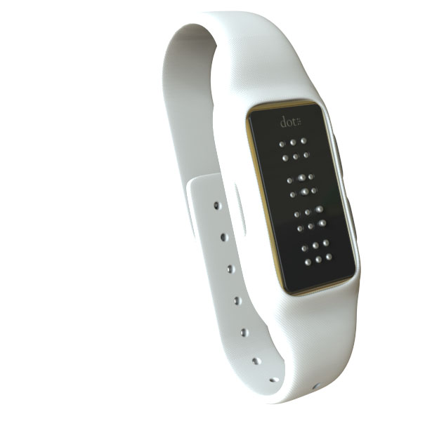 Dot Braille Smart Watch by Mason Joo