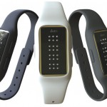 Dot Braille Smart Watch Connects to User Smartphone to Display Information in Braille