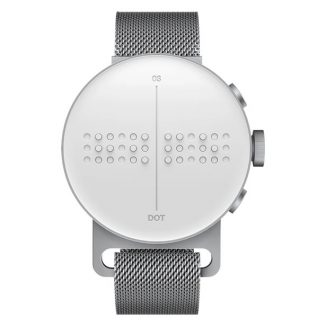 Dot Watch – Braille Smartwatch Gives You a New Sense of Time
