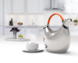 Dove Kettle Concept Features Playful and Quirky Design