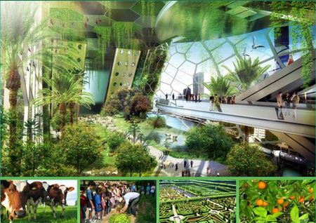 Urban Agriculture Concepts The Urban Agriculture Can Feed