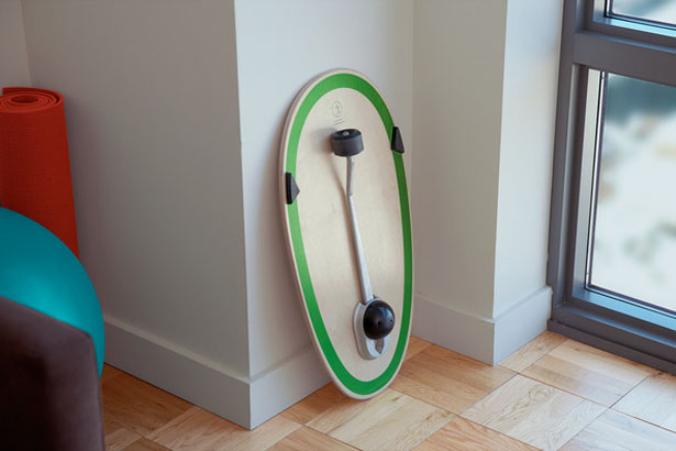 Drift Balance Board by Michael Pearson