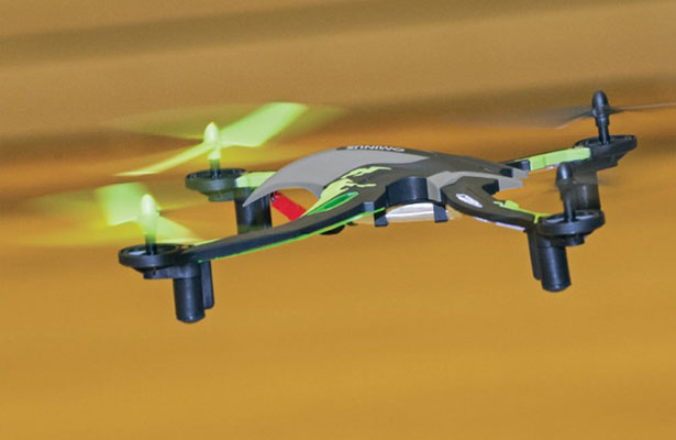 Durable and Affordable Dromida Ominus Ready-to-Fly Drone to Practice Your Drone Pilot Skills