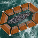 Dronegg : First Aid System for Rescue Operation at Sea