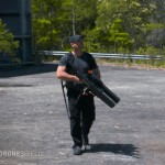 DroneGun Tactical Drone Jammer Shoots Down Drone The Smart Way