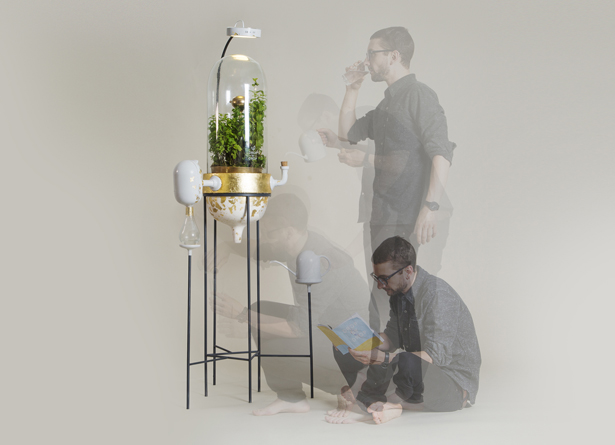 Drop by Drop : An Innovative Plant Based Water Filtration System by Pratik Ghosh