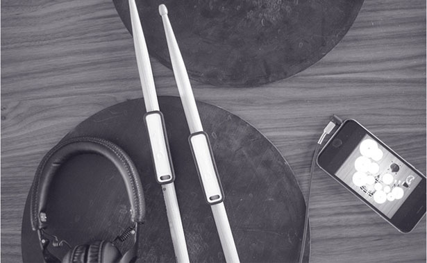 DRUMISTIC: Portable Drumkit Made by Drummers for Drummers